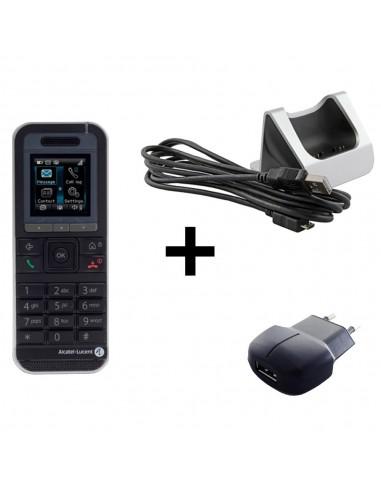 Alcatel Lucent - 8232s avec chargeur et alimentation pack
