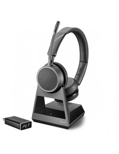 VOYAGER 4220 OFFICE, BASE À 1 VOIE, CÂBLE DE CHARGE STANDARD USB C 214651-01