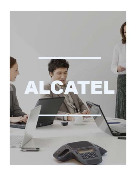 Alcatel business phone